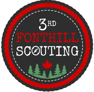 3rd Fonthill Scouting