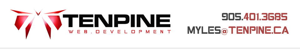 Tenpine Web Development