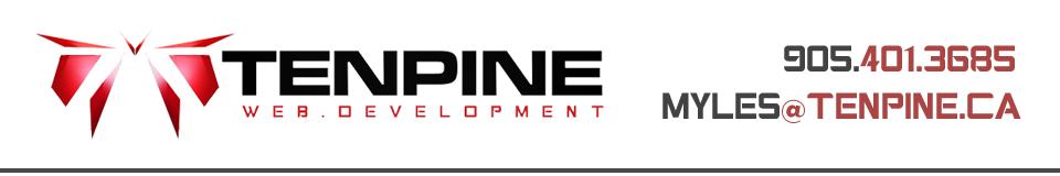 Tenpine Web Development