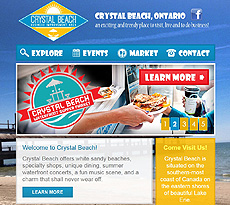 Crystal Beach Business Improvement