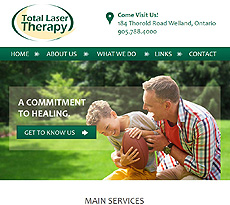 Total Laser Therapy Welland